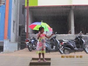 anagha in rain IMG_5361